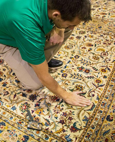 Professional Area and Oriental Rug Cleaning by Chem-Dry of Mount Vernon WA